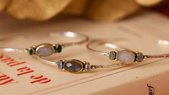 Tout sur les bijoux de créateurs en vermeil