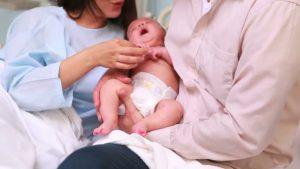Couple, lorsque bébé arrive